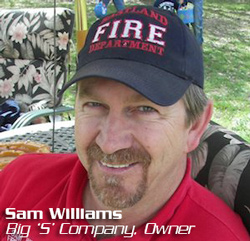 Sam Williams Big S company contractor Eastland construction